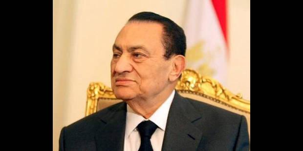 Moubarak interdit de partir, alors que les jeunes maintiennent la pression - La DH