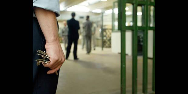 L'évadé refusé à l'entrée de la prison - La DH