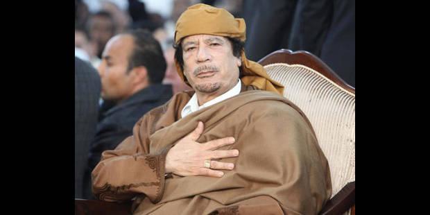 Les dernières heures de Kadhafi? - La DH