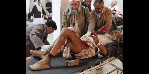 Attentat en Afghanistan: 5 morts et 14 blessés - La DH