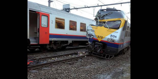 Accident de train à Pepinster: importance des efforts en matière de sécurité (Ecolo) - La DH