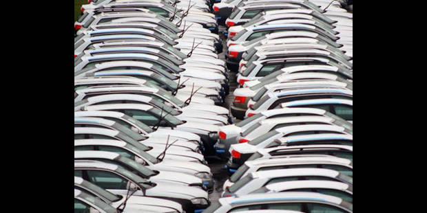 Record de voitures neuves en Belgique - La DH