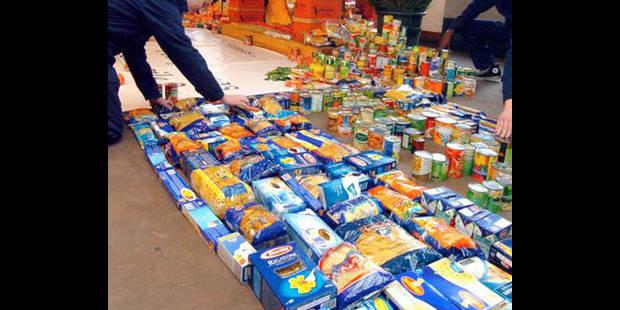 Contribution record de la Belgique au Programme alimentaire mondial - La DH