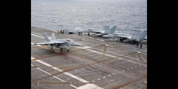 """Les manoeuvres USA/Corée du Sud: une """"provocation et un crime"""" - La DH"""