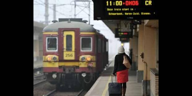 Un préavis de grève à la SNCB ce lundi soir jusque mercredi - La DH