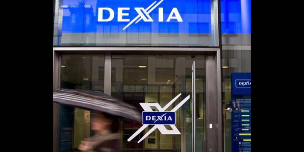 Dexia: manifestation entre le Passage 44 et la Tour Dexia - La DH