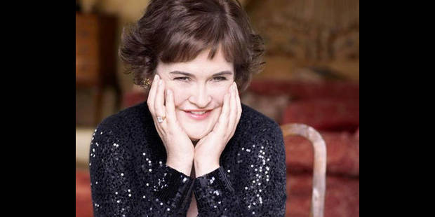 Susan Boyle, cette recordwoman - La DH