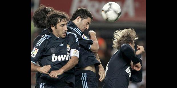 Raul et Guti vont quitter le Real Madrid - La DH