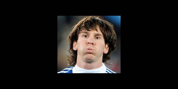 Le Mexique redoute un numéro de Messi - La DH