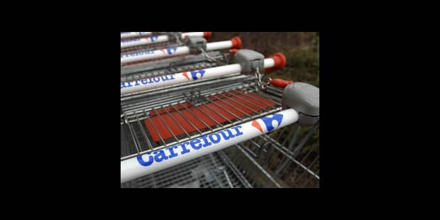 """Carrefour: la direction dénonce des """"grèves sauvages"""" - La DH"""