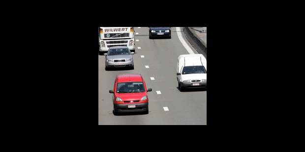 Week-end de Pâques classé rouge pour le trafic routier - La DH
