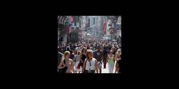 Bruxelles veut une couverture de verre pour la rue Neuve - La DH