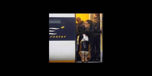 L'Eurostar Bruxelles-Londres circulera normalement dès mardi - La DH
