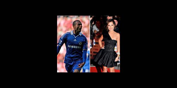 Cheryl Cole vire Ashley, son footballeur de mari - La DH