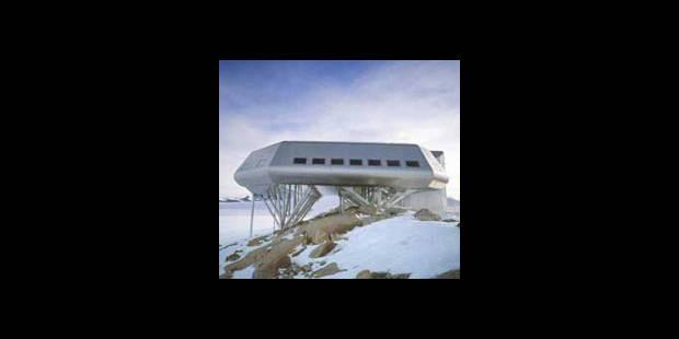 La station polaire Princess Elisabeth reprend vie en Antarctique - La DH