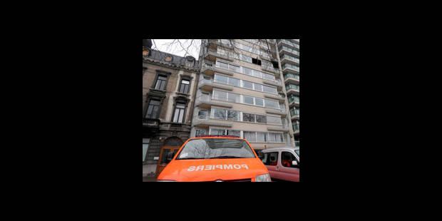 Tout un immeuble évacué à Liège - La DH