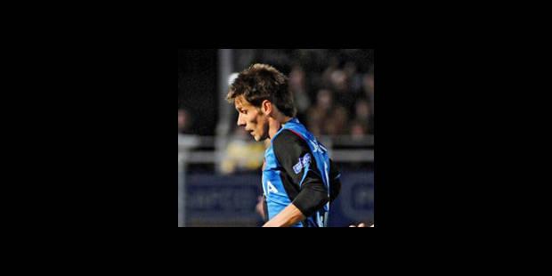 Union Belge: un match de suspension pour Michaël Klukowski - La DH