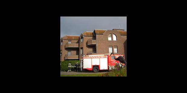 Incendie instructif au home - La DH