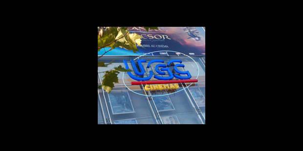 UGC Toison d'Or: pas de réouverture de salles en galerie avant 3 semaines - La DH