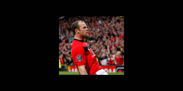 Rooney incertain pour ManU - Liverpool - La DH