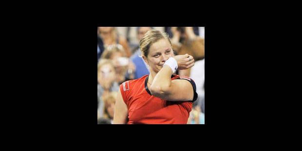 Classement WTA: Clijsters 19e, Wickmayer 22e - La DH