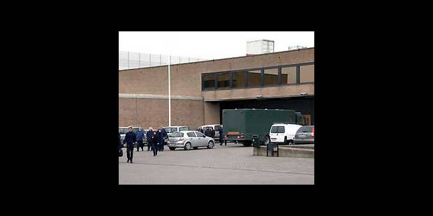 Prison gantoise sous surveillance après l'évasion de Bruges - La DH