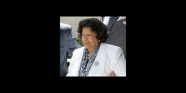 Une pension sera réclamée pour la mère et les enfants de Jackson - La DH