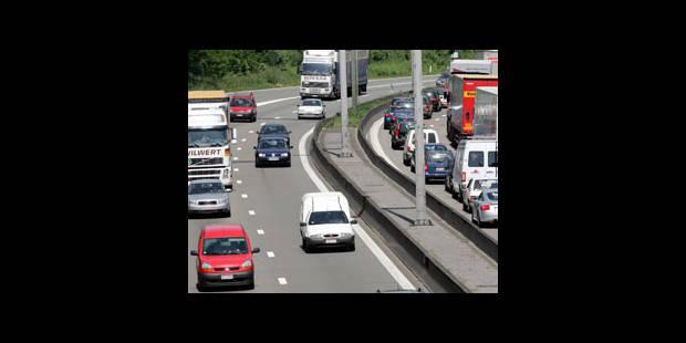 La crise économique fluidifie le trafic sauf aux heures de pointe - La DH
