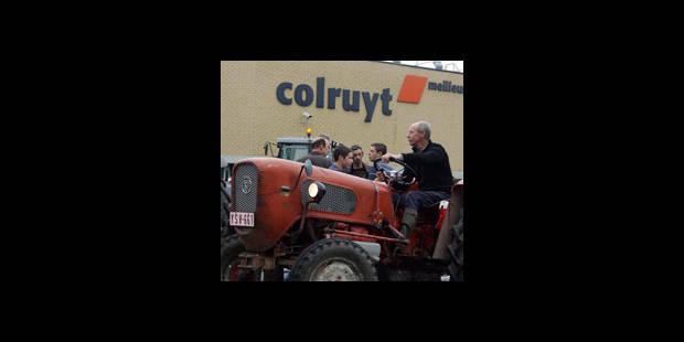 Nouvelles actions des agriculteurs - La DH
