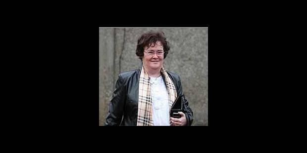 Nouveau look pour Susan Boyle! - La DH