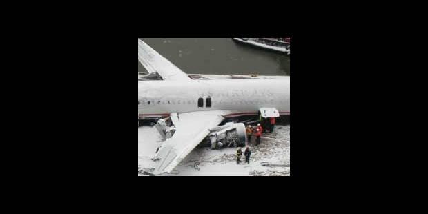L'Airbus de l'Hudson a eu un ennui de moteur deux jours avant - La DH
