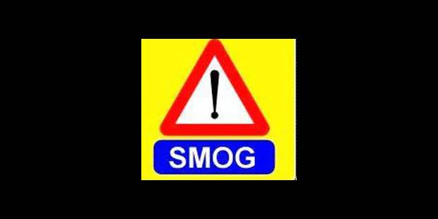 Smog : le ring Est à 90km/h - La DH