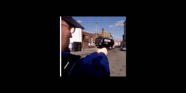 Les emplettes de la police fédérale: 10 radars et 13 speedguns - La DH