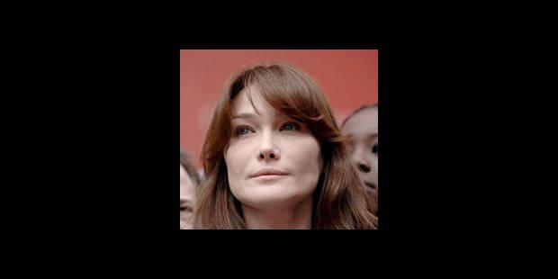 La sortie de l'album de Carla Bruni-Sarkozy avancée - La DH