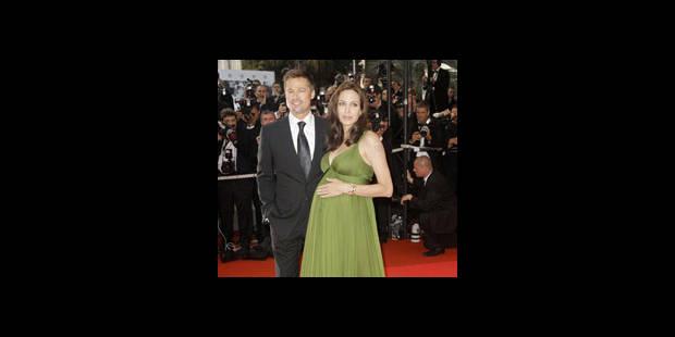 Angelina Jolie aurait donné naissance à ses jumeaux - La DH