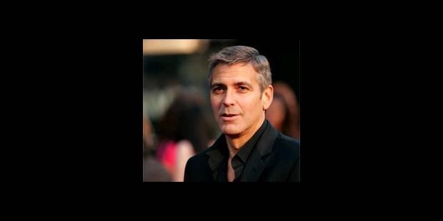 Georges Clooney: célibataire, pas solitaire - La DH