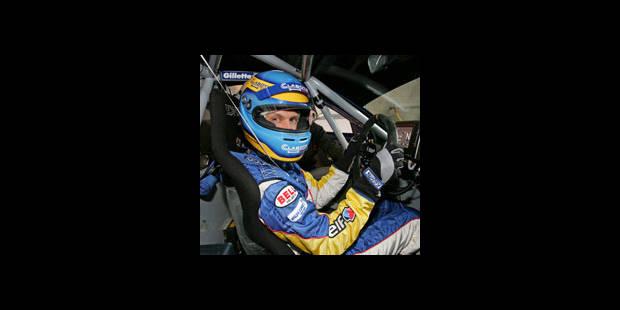 Pierre-Yves Hardenne en Clio Cup - La DH