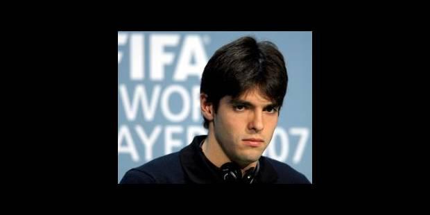 Joueur Fifa de l'année: Kaka désigné sans surprise - La DH