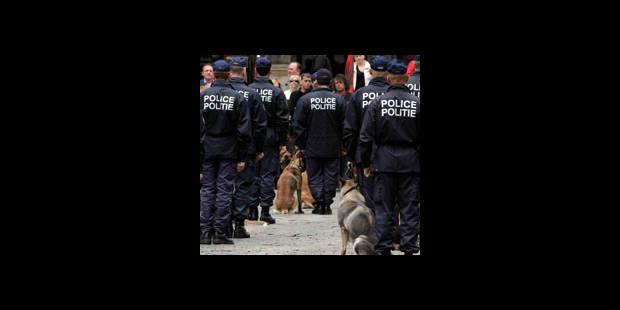 Le hit-parade des insultes à nos flics - La DH