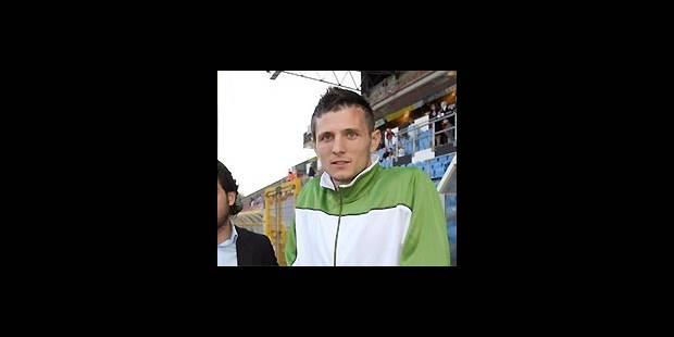 Cyril Théréau, nouvel attaquant des Mauves - La DH