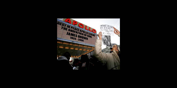 Harlem dit adieu à James Brown - La DH