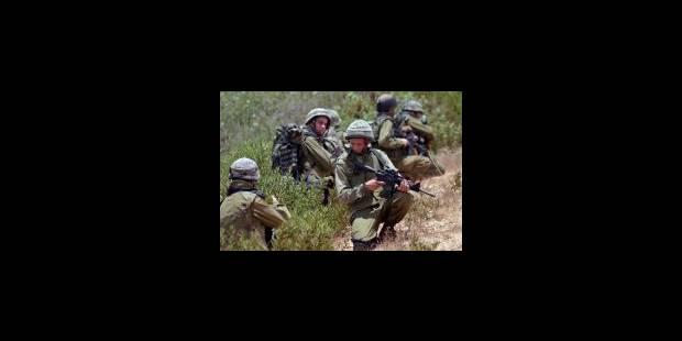 Situation explosive au Proche-Orient - La DH