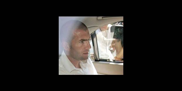 La Fifa renvoie Zidane et Materazzi dos à dos - La DH