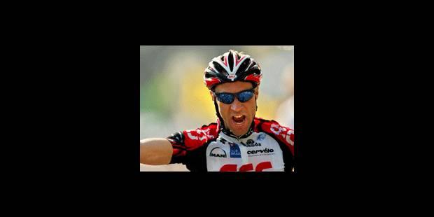 Jens Voigt remporte la treizième étape - La DH