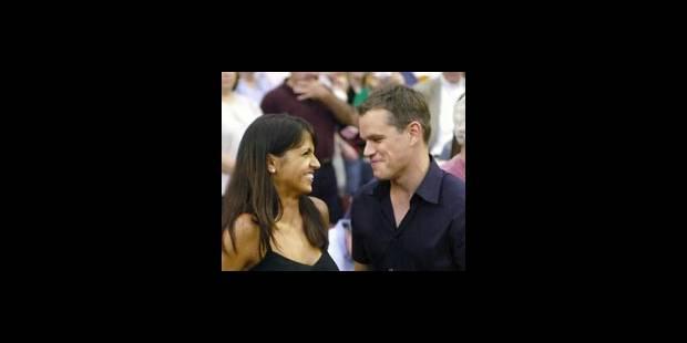 Une petite Isabella pour Matt Damon - La DH