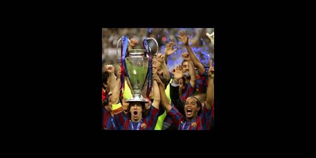 Le Barça passe la seconde - La DH
