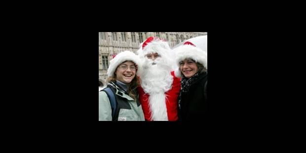 Pas de stûûût pour le Père Noël - La DH