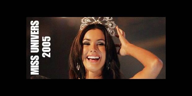 Miss Canada, Natalie Glebova, couronnée Miss Univers 2005 - La DH