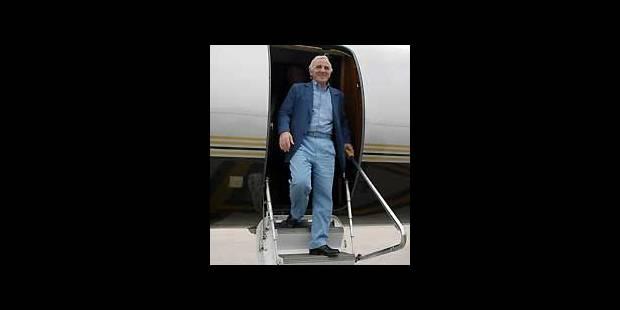 Charles Aznavour en pleine forme - La DH
