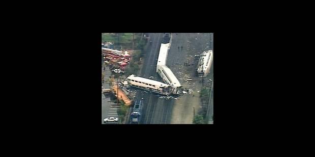 Crash de trains près de Los Angeles - La DH